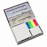 China Sticky notepad, customized printings are welcome wholesale
