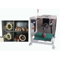 China ISO Coil Inserting Machine Single Phase Induction Motor Stator on sale