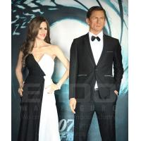 China custom life size celebrity silicone wax doll in stock wholesale