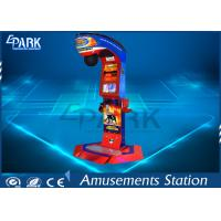 China 1 Player Amusement Game Machines Punching Arcade Machine Boxing Game For Sale wholesale