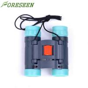 China Rain Proof Kids Plastic Binoculars , Handwheel Focusing Youth Binoculars With Compass 8x21 on sale
