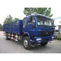 China 4×2 6 Wheels Heavy Cargo Truck 290HP With High Collision Resistance Model ZZ1167M4611 wholesale