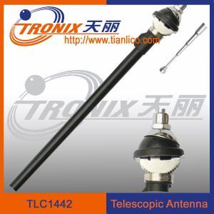 China (hot products) car telescopic antenna/ telescopic radio car am fm antenna TLC1442 wholesale