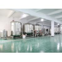 China Electric 380V RO Water Treatment System wholesale