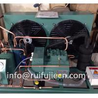 China Unit - Spb03kl Bitzer Air Cooled Condensing Unit for Model 2ces-3y wholesale