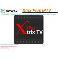 China Best Full hd europ stable iptv include 84 Live tv channels with 7Days catch up for android box and android phone wholesale