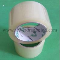 China Clear BOPP packing tape size 48mm x 100m wholesale