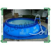 Round Inflatable Water Pool Portable Swimming Pool For Kids Of Inflatableplayground