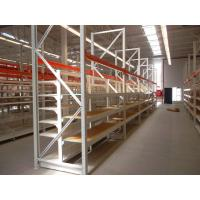 China Metallic Supermarket Pallet Rack Shelving , Heavy Duty Warehouse Racks wholesale