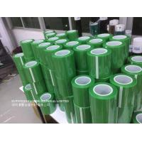 China PF High Temperature Resistant Tape Green Polyester Material For 3D Printer Masking wholesale