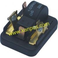 China Refrigerator black PP1100 relay A-005 (compressor parts, A/C spare parts, HVAC/R) wholesale