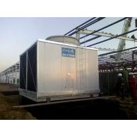 China High Cooling Rate Commercial Cooling Tower , Open Recirculating Cooling System wholesale