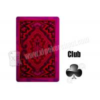 China Paisley Kem Plastic Playing Cards For Perspective Glasses Gambling on sale