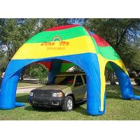 Quality 20ft Inflatable Dome Canopy Spider Tent with CE blower for sale