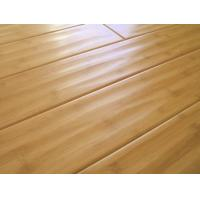 China Horizontal or Vertical Handscraped Bamboo Flooring with size :960x96x15mm wholesale