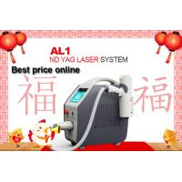 China Q Switched ND 532 1064 YAG Laser Color Tatoo Removal Skin Care Beauty Equipment wholesale