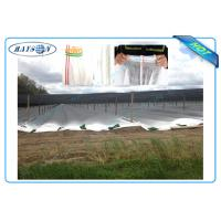 Quality Black or White 3% UV Degradable PP Non Woven Fabric for Mulch Film or Plant Coverings for sale