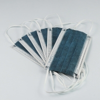 China Single Use 4 Layer Activated Carbon Surgical Face Mask wholesale