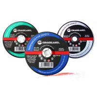 """China 180 Mm X 3 X 22 Metal 7"""" X 1/8 X 7/8"""" Abrasive Wheel For Angle Grinder wholesale"""