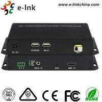 China HDMI 1.3b and HDCP 1080P Video External Audio HDMI Over Fiber Optic Extender wholesale