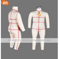 China Jume realistic babies fit dress form pinnable mannequin in multi size wholesale