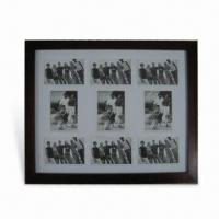 China Wooden Photo Frame with Four Different Sizes, OEM and ODM Orders are Welcome wholesale