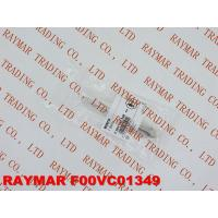 China BOSCH Fuel injector control valve F00VC01349 for 0445110249, 0445110250 wholesale