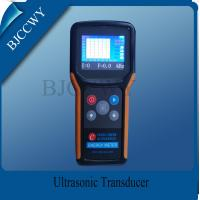 China Hand Hold Ultrasonic Cleaning Machine , Ultrasonic Sound Pressure Meter wholesale