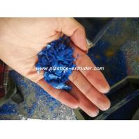 China PET Filament Yarn Making Machine By ALL Recycled PET Bottles Materials wholesale