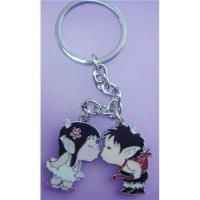 China Couple key chain on sale