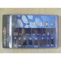 China USB multi-charge cable for i-phone 3G/3Gs/i-pod nano/touch/classic NEW! wholesale