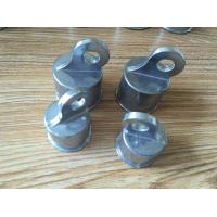 """China Horizontal Rails Attachment Chain Link Fence Fittings 2 3/8"""" Aluminum Rail Ends wholesale"""