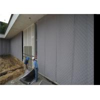 China Temporary Acoustic Fencing Design By Acoustic Engineers Light Duty design Easy to assemble and disassemble on sale