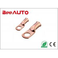 China AWG Electro Tinned Copper Tube Terminals Tubular Solderless High Purity Copper Fireproof wholesale