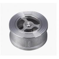 China API Stainless Steel Wafer Check Valves , Water Non Return Lift Check Valve wholesale