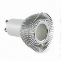 China LED Spotlight Bulb with 180° Viewing Angle, 0.5 to 0.62 Power Factor, CE or TUV Certified wholesale