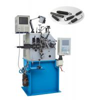 China Universal Coil Spring Machine , Extension Spring Machine Automatic Oiling wholesale