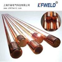 China Copper Clad Steel Grounding Rod, diameter 14.2mm, 5/8. length 1500mm, with UL list on sale