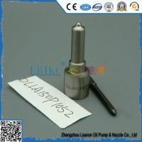 China HOWO Truck denso DLLA 150 P1052 diesel auto engine nozzle DLLA 150P1052 and ERIKC injection nozzle DLLA150 P 1052 on sale
