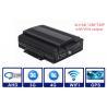 Buy cheap 2TB HDD 3G / 4G WIFI GPS G - sensor Car Mobile DVR 4CH AHD 720P Vehicle MDVR from wholesalers