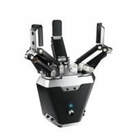 China 65N Grip Force 24VDC 122mm Stroke Robotic Clamp Device wholesale