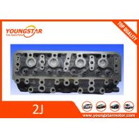 Buy cheap Forklift Cylinder Head TOYOTA 2J Forklift 11101-20561 1110-20571 48012-11027 from wholesalers