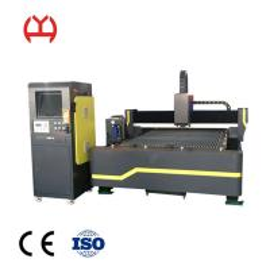 China 6MM Thickness Small Fiber Laser Cutting Machine , Metal Plate Cutting Machine Servo Motor wholesale