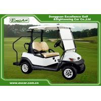 China Powerful Electric Golf Club Car 2 Seater With ADC Motor 48V 3KW on sale