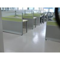 Quality Polyaspartic Flooring Coating Projects-Office Soft Touch Polyaspartic Floor for sale