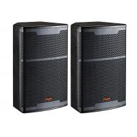 450W 15 Inch Full Rang Speaker PA Sound System With Black Panit