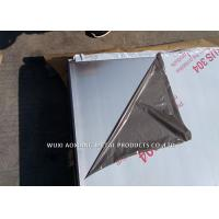China Inox 0.8 mm 304 Stainless Steel Sheet BA NO 4 Finish As Customized wholesale