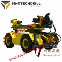 Buy cheap 100m depth CY-UMD series underground down the hole drill 0.6-2.4 Mpa AC380V 22KW from wholesalers