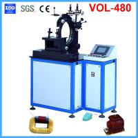 Buy cheap CNC toroidal coil winding machine from wholesalers