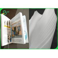 China Water Resistant Breathable 1070D Tyvek Paper Fabric For Running Bibs on sale